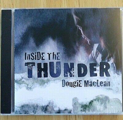 DOUGIE MACLEAN Inside The Thunder CD Celtic/Scottish Folk songs Inside Folk Songs