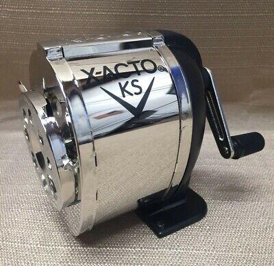 X-acto Model Ks Table- Or Wall-mount Pencil Sharpener