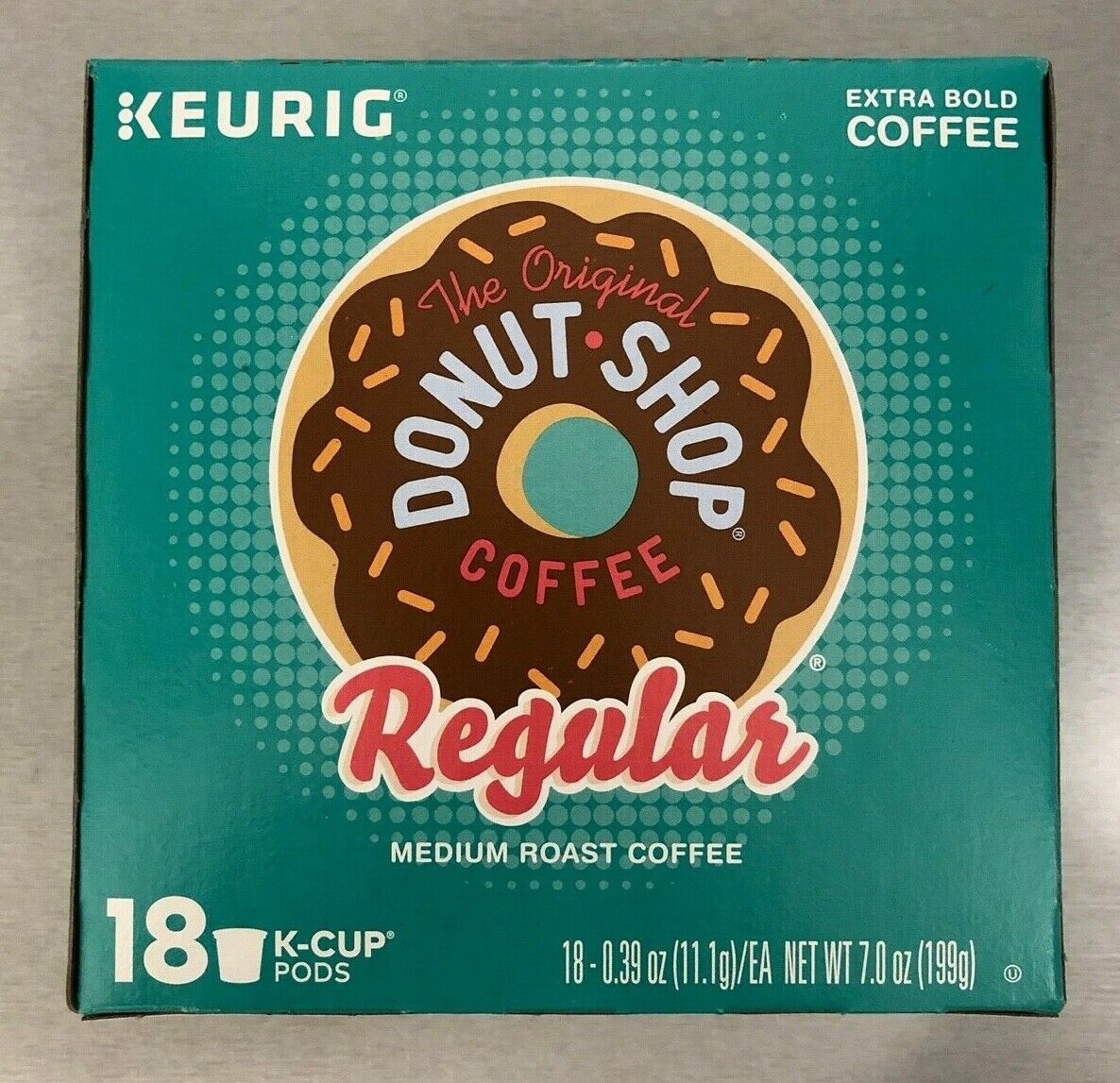 Donut Shop K-Cups Keurig + 24pk bonus! The Original Medium