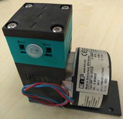 Knf Diaphragm Pump Ip30 24 V Dc Model Unf 100 Kpdcb