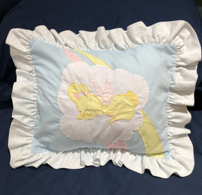 Baby Dreamland Baby Pillow EUC