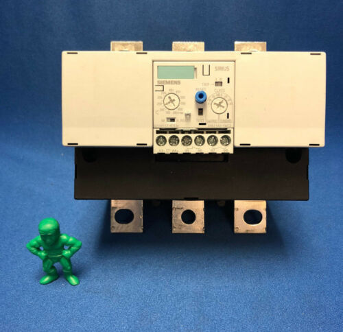 Siemens 3RB2163-4MC2 Overload Relay Thermal Magnetic