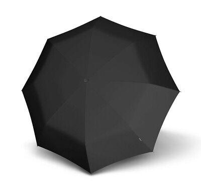 Knirps Umbrella Classic Line Topmatic SL Solid Black