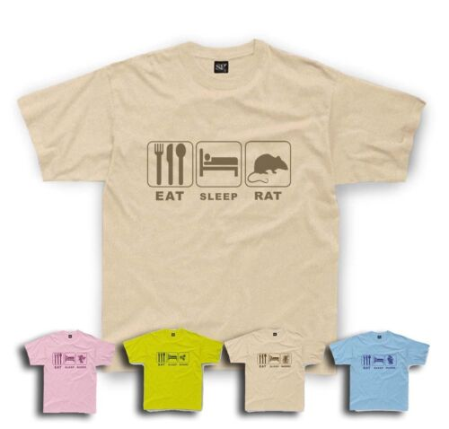 Eat Sleep Shark Funny T-shirt in all Sizes /& choice of colours