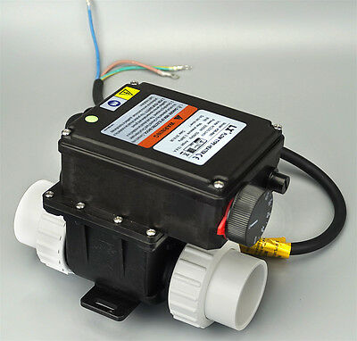 LX  hot tub heater  H30-RSI  3kw with an adjustable thermostat