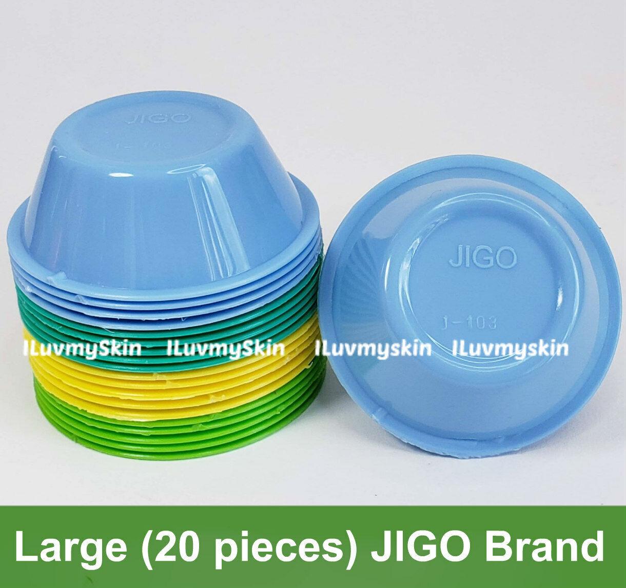 Large (20 pieces) JIGO Brand