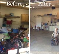 FREE REMOVAL OF UNWANTED JUNK
