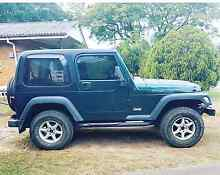 2001 Jeep Wrangler Acacia Ridge Brisbane South West Preview