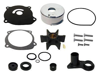 Water Pump Impeller Kit for Evinrude Johnson 85 88 90 110 112 115 HP V4 Outboard