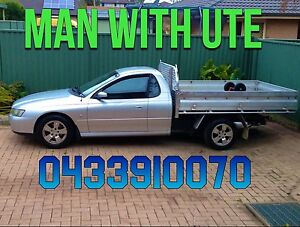 Man with ute Mount Druitt Blacktown Area Preview