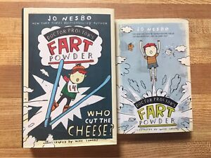 2 Doctor Proctor 's Fart Powder Books by Jo Nesbo (Ages 10-13)