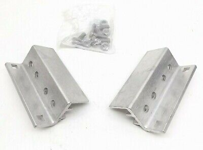Magliner 86029 Extruded Nose Plate Mounting Brackets With Hardware
