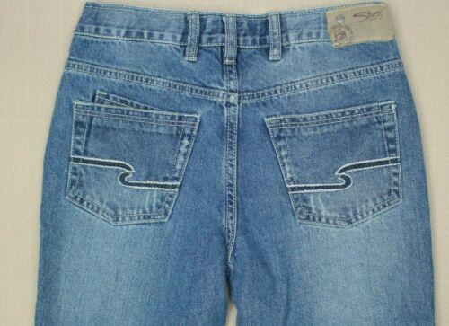 Silver Zane 1035 Boot Cut Jeans Boy