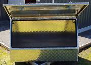 ALUMINIUM TRADIE / UTE TOOL BOX Bairnsdale East Gippsland Preview