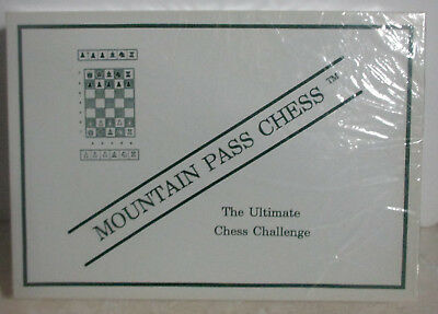 Mountain Pass Chess Challenge SEALED