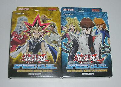 Yu-Gi-Oh - Speed Duel Starter Decks: Destiny Masters + Duelists of Tomorrow