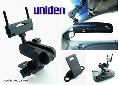 Nice Car Mirror Mount Good For The Uniden R1, R3 & More Radar Detectors Model