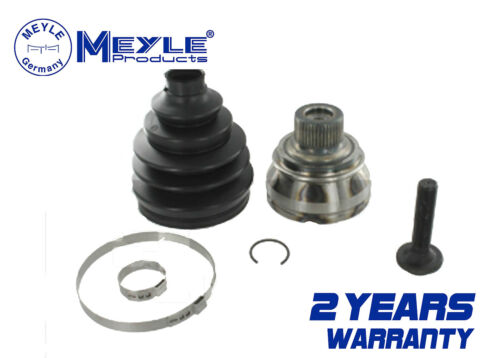 FOR AUDI A4 8K 2.0 TDi 3.2 FSi OUTER CV JOINT BOOT GREASE CLIP KIT MEYLE GERMANY