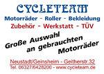 Roller Motorradteile neu gebraucht