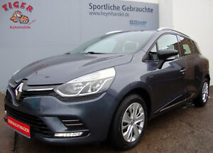 Renault Clio IV Grandtour Limited*Klima*Tempomat