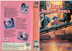 FIEVEL-SBARCA-IN-AMERICA-1986-vhs-ex-noleggio