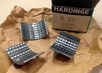 1 New Hardinge M23 Collet Pad Set 2-14 Round Serrated Nib Make Offer