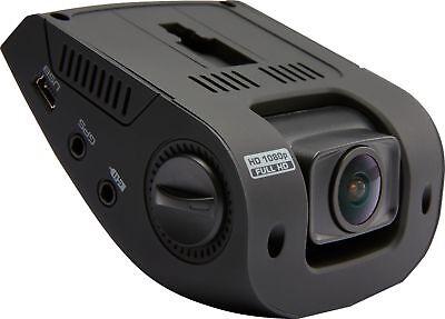 Rexing - V1 Full HD Dash Cam - Black