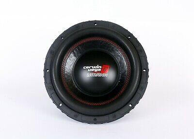 """NEW Cerwin-Vega VMAX10D4 VMAXX Series 1600 Watt 10"""" Dual 4 O"""