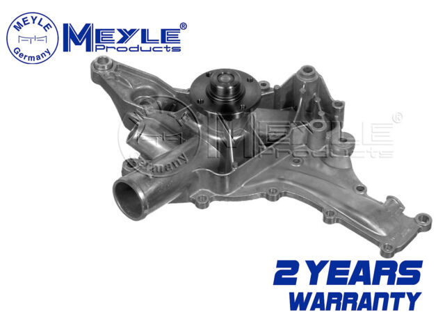 FOR MERCEDES S CLASS C215 MEYLE GERMANY ENGINE COOLING WATER PUMP 1122001501