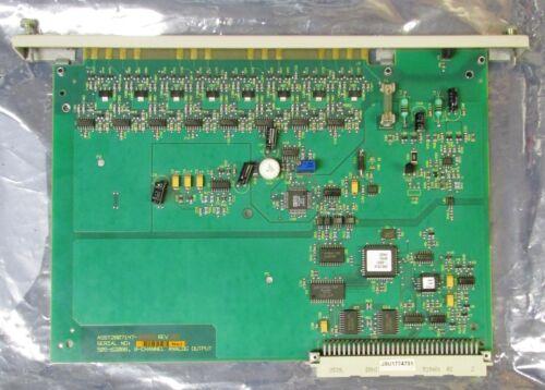 Siemens 505 6208B 8 Channel Analog Output Module