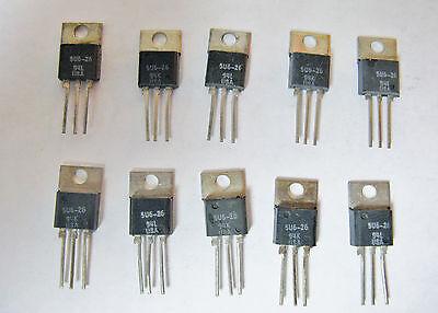 New 10 Pcs S4020l 400 V 20 Amp Thyristor Scr To-220 Package 05u6-00026