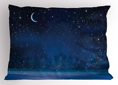 Lively Print Pillow Sham Decorative Pillowcase 3 Sizes Bedro