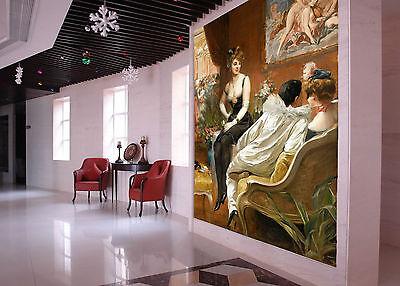 3D In der nähe 335 Fototapeten Wandbild Fototapete Bild Tapete Familie Kinder DE