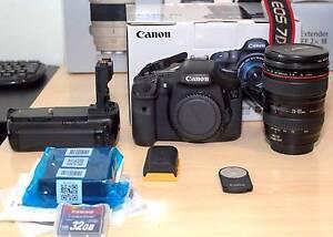 canon 7D in very good condition Melbourne CBD Melbourne City Preview