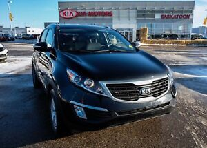 2013 Kia Sportage LX AWD - HTD SEATS - NO ACCIDENTS