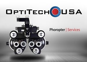 Phoropter Service