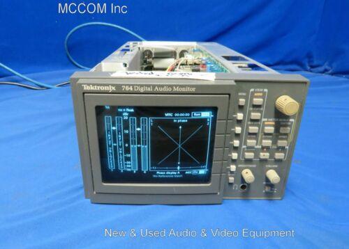 Tektronix 764 Digital Audio Monitor
