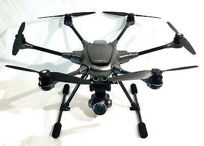YUNEECTyphoon H Plus Hexacopter - C23 4K Camera - RealSense - Bkpk