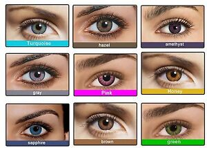 etui pour lentille de couleur fresh color contact lenses. Black Bedroom Furniture Sets. Home Design Ideas