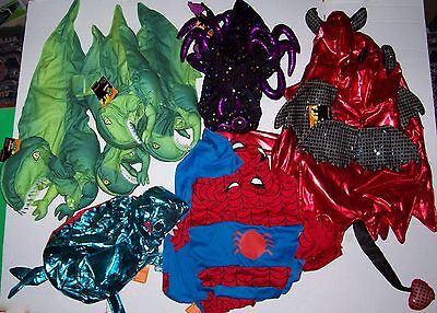 New Dog costumes with damage- Top Paw 75% discount S M L Spider Devil - Devil Dog Costumes