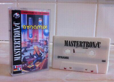Dynamix COMMODORE 64 Mastertronic NEW!