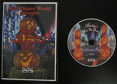 Mickey's Not So Scary Halloween Party 2015 the DVD](G Halloween Movies)