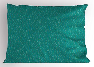 Simple Pattern Pillow Sham Decorative Pillowcase 3 Sizes Bed