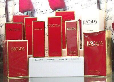 Escada By Margaretha Ley EDT, EDP, Parfum, Shower Gel & Talc. Choose (Shower Talc)