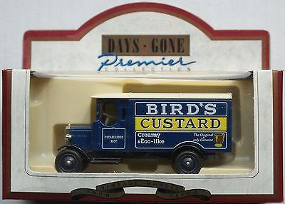 """Morris Bird (Lledo - 1931 Morris Van """"Bird´s Custard"""")"""