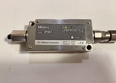 Mitutoyo At553 Linear Scale Interface Box Only