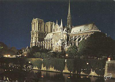 Alte Postkarte - Paris - Kathedrale Notre-Dame