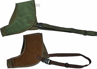 Schrotflinte Schulter Rückzug-Auflage - Tontaubenschießen oder Jagd
