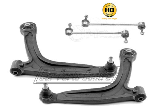 FOR FIAT 500 1.2 1.3 1.4 FRONT WISHBONE ARMS ANTIROLL BAR LINKS HEAVY DUTY 07-
