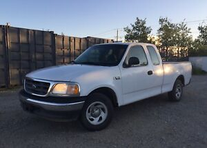 **CLEAN**2003 RWD Ford F-150 Ext-Short